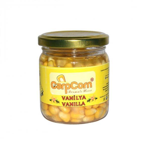 Carpcorn Kavanoz Sütlü Mısır Vanilya Aromalı