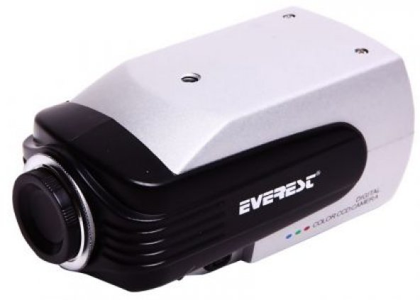 Everest HV-618 Sony CCD 4.9mm 420TVL Digital Color Güvenlik Kamerası