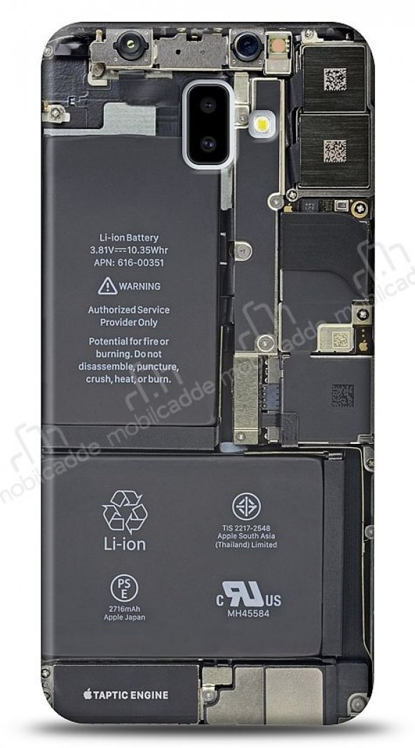 Samsung Galaxy J6 Plus Devre Kılıf