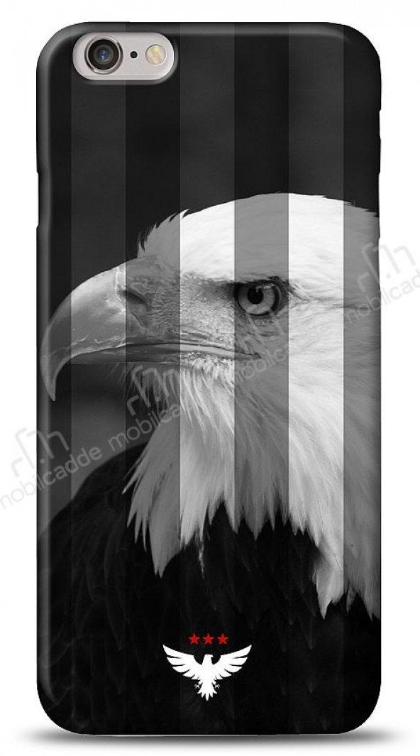 iPhone 6 / 6S 3 Yıldız Kartal Kılıf