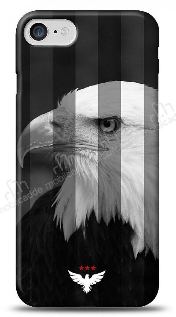 iPhone 8 3 Yıldız Kartal Kılıf