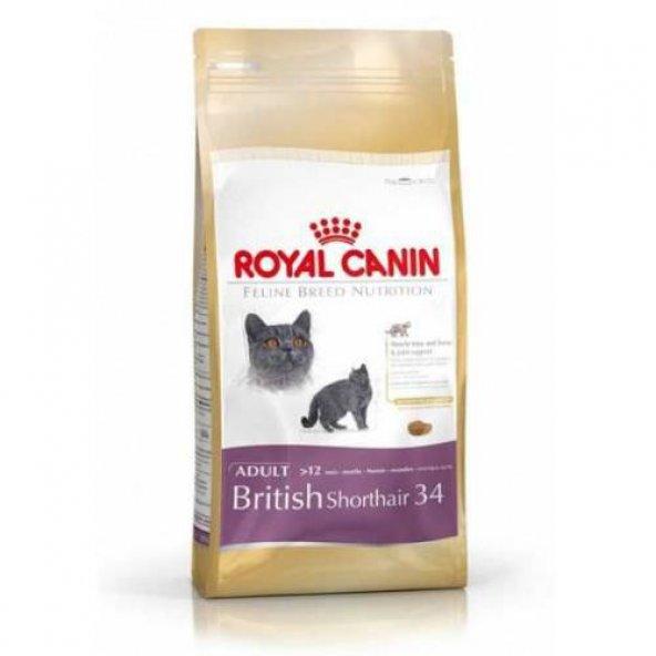 Royal Canin Kedi British Shorthair 400G