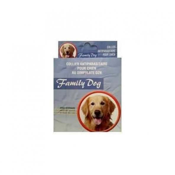 Family Dog Pire ve Dış Parazit Kene Köpek Boyun Tasması