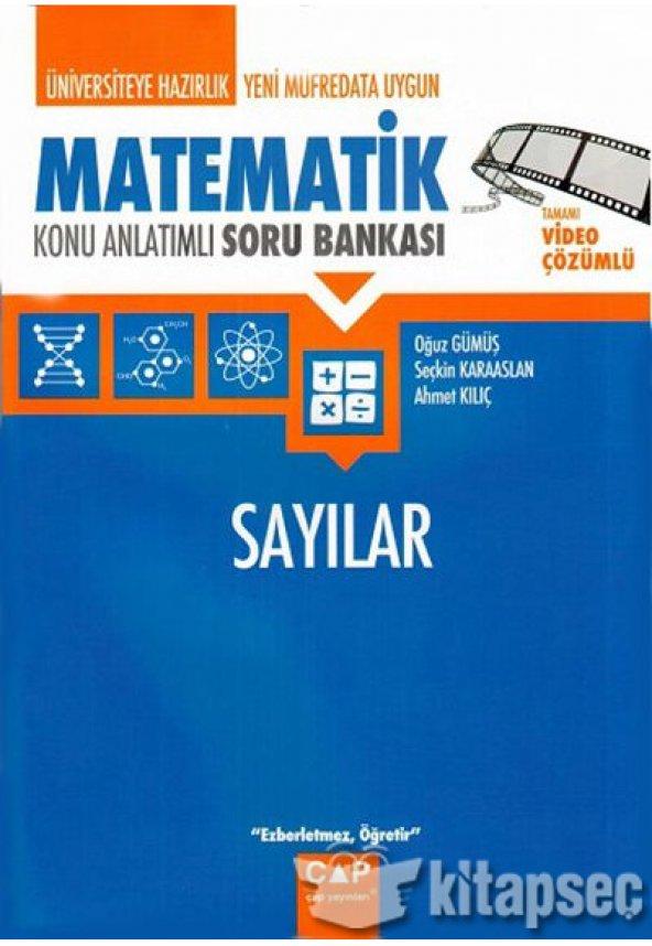 Üniversite Hazırlık Matematik Sayılar Konu Soru Bankası Çap