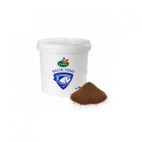 Bio Aqua Üretim Yemi 300-500 Mikron 250 Gr