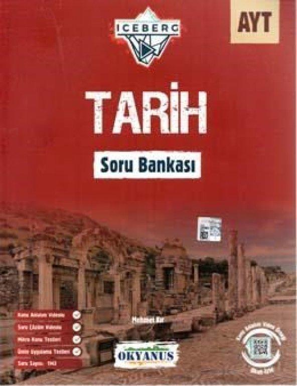 Okyanus Yayınları İceberg AYT Tarih Soru Bankası
