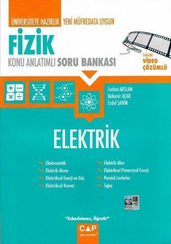 Çap Yayınları Fizik Elektrik