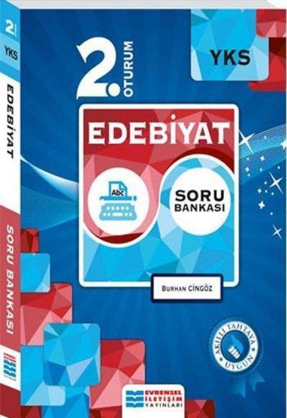 Evrensel İletişim Yayınları AYT Edebiyat Soru Bankası