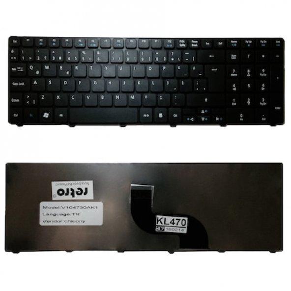 Packard Bell Easynote TK85 Notebook Klavye