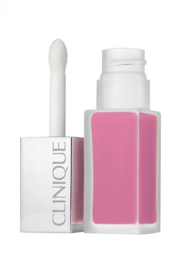 Clinique Likit Mat Ruj - Pop Liquid Matte 06 Petal Pop