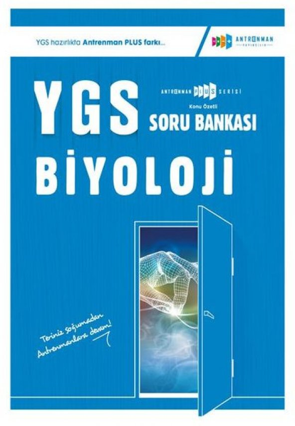 ANTRENMANLARLA PLUS YGS BİYOLOJİ SORU BANKASI (KAMPANYALI)