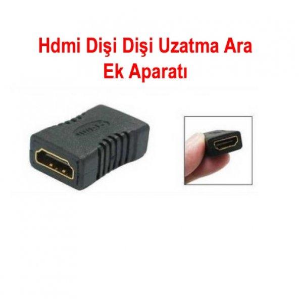 Hdmi UZATMA DİŞİ ERKEK KABLO UZATICI ARA HDMI BST-2092p