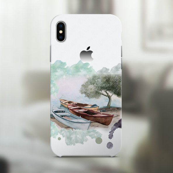 FPF1114 iPhone 6/6p 6s/6sp 7/7p 8/8p X Sticker Kaplama
