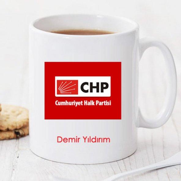 Cumhuriyet Halk Partisi Kişiye Özel Kupa Pi196