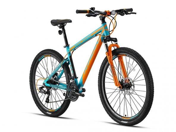 2019 Model Kron XC100 27,5 Jant V-Fren / Disk Fren Dağ Bisikleti
