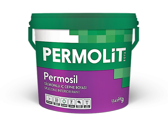 PERMOLİT BOYA (TÜTSÜ) 3,5 KG