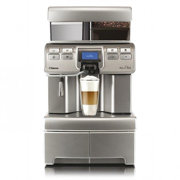 Goldmaster SAECO AULIKA HSC Kahve Yüksek Hızlı Coppucino Makinesi