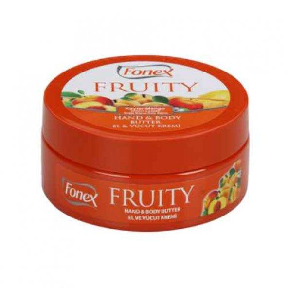 Fonex Kayısı - Mango El Ve Vücut Kremi 150 ml