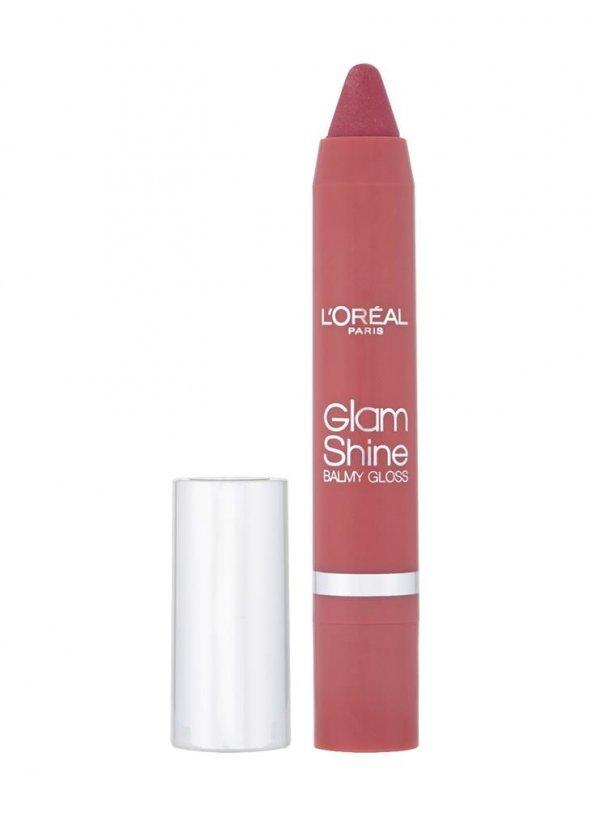 Loreal Paris Glam Shine Balmy Gloss- 912