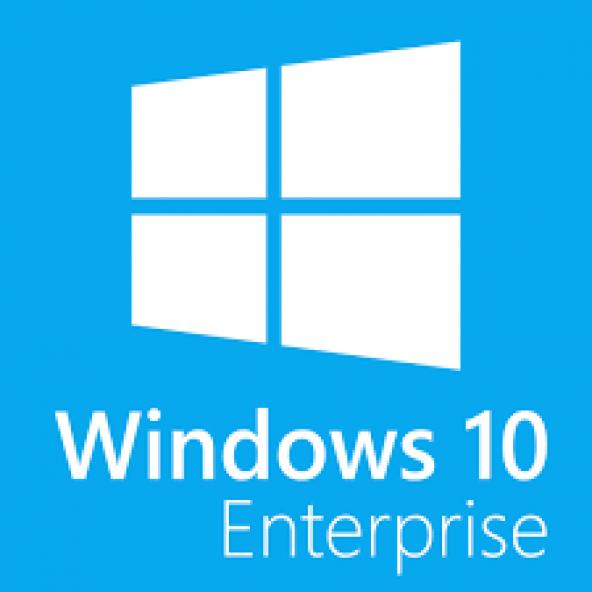 Windows 10 Enterprise RETAİL 2019 32&64 Bit TR Hemen Teslim