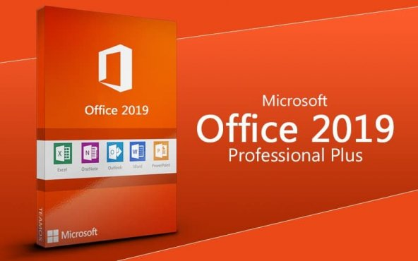 Microsoft Office 2019 Retail Lisans