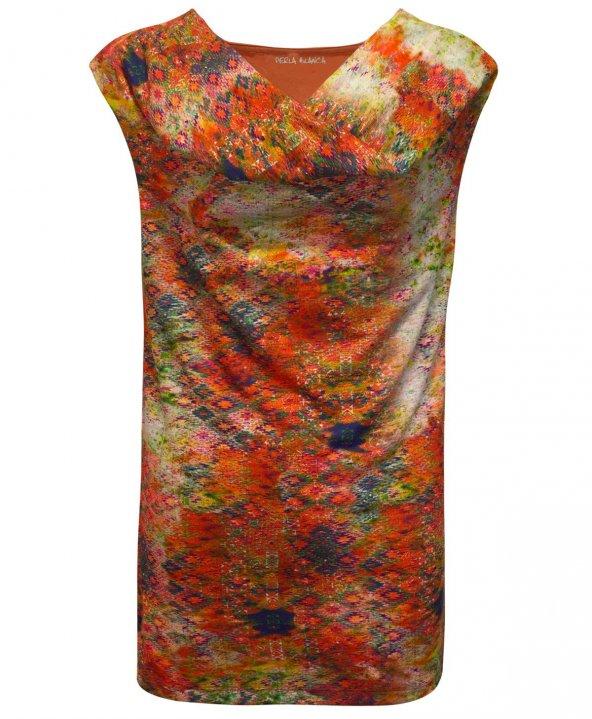 Janset Moda PB-T2016T Bayan Bluz