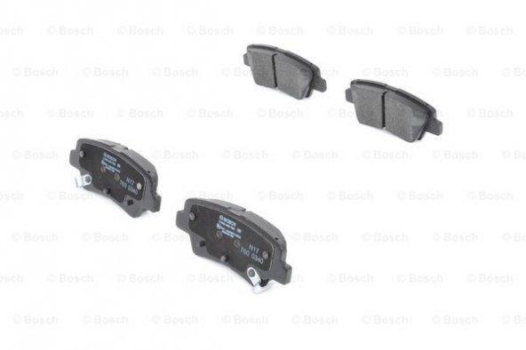 Hyundai i20 1.2 2014-2019 Bosch Arka Balata