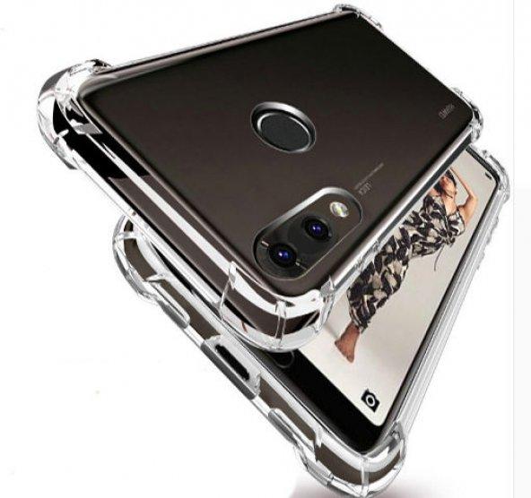 For Samsung Galaxy S9 Plus Kılıf Ultra Nitro Dört Köşeli Koruma A