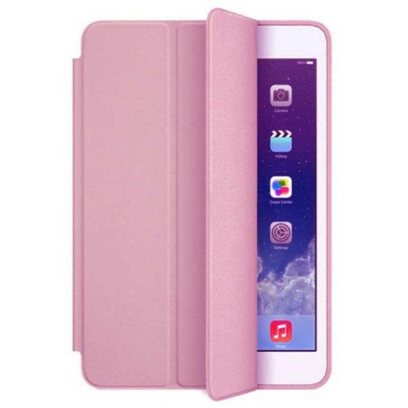 iPad PRO 10.5 Kılıf Full Deri Smart Cover Standlı Leather Genuine