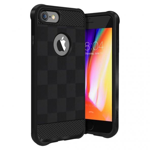 Buff iPhone 8 Black Armor Kılıf