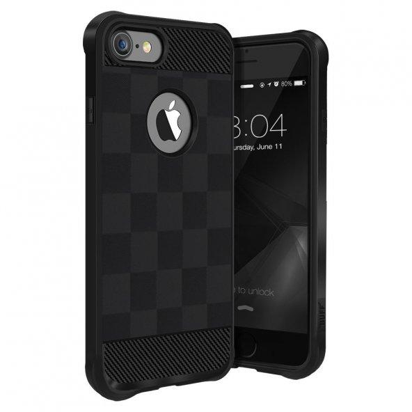 Buff iPhone 7 Black Armor Kılıf