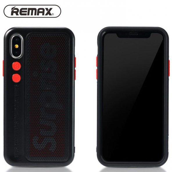 Remax Patron Saint Fantasy iPhone X Kılıf 3 Katmanlı Sert Arka Ka