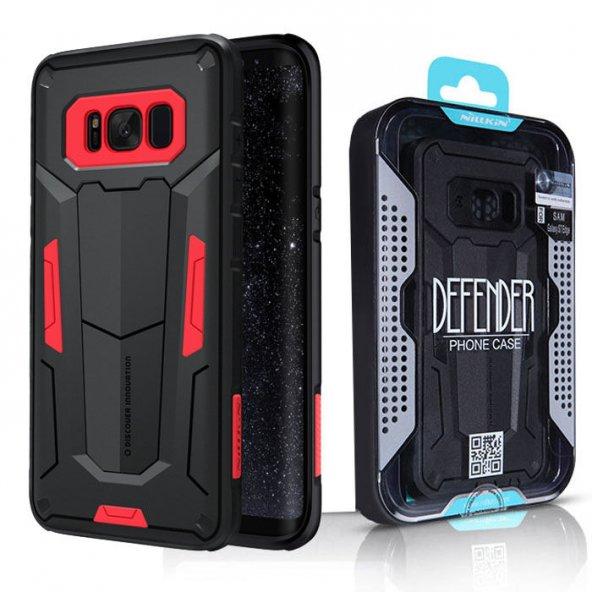 Nillkin Defender For Samsung Galaxy S8 Plus Kılıf Ultra Koruyucu