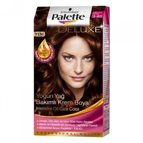 Palette Deluxe 3/65 Çikolata Kahve