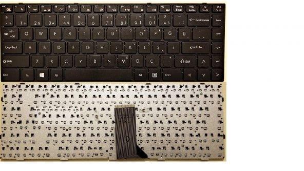 GRUNDIG GNB-1450B Klavye Siyah