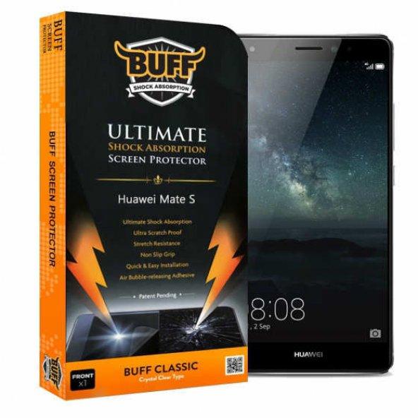 Huawei Mate S Darbe Emici Ekran Koruyucu Buff
