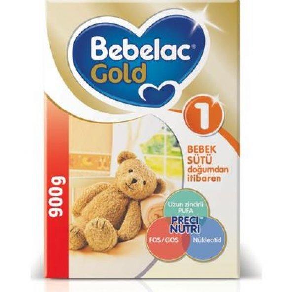 Bebelac Gold 1 900 gr Bebek Sütü