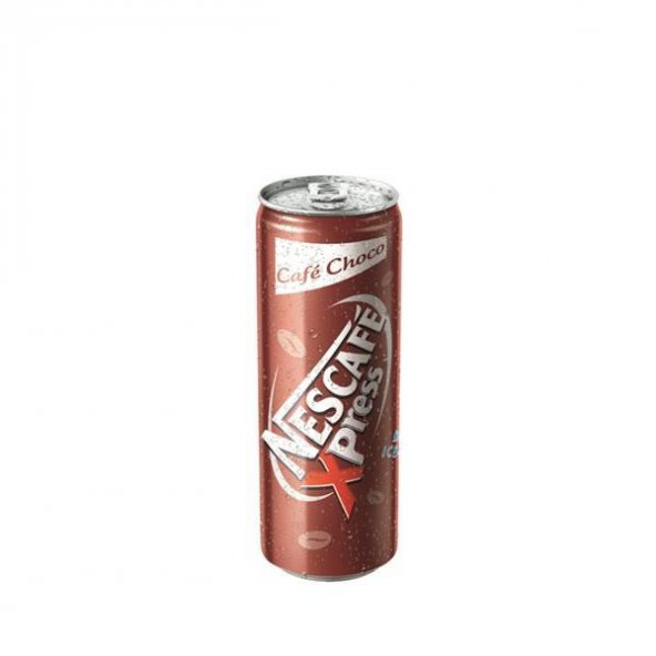 Nescafe Choko Xpress Soğuk İçecek 250Ml (24 Adet)