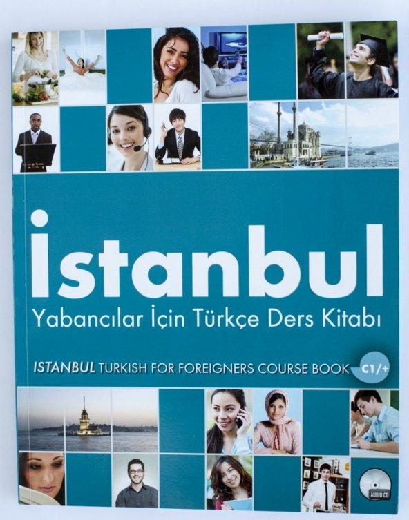 Yabancılar için Türkçe İleri Seviye İstanbul C1 ve C1+Turkish