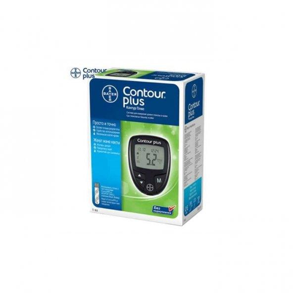 Bayer Contour Plus Kan Şekeri Takip Sistemi (1 Kit)