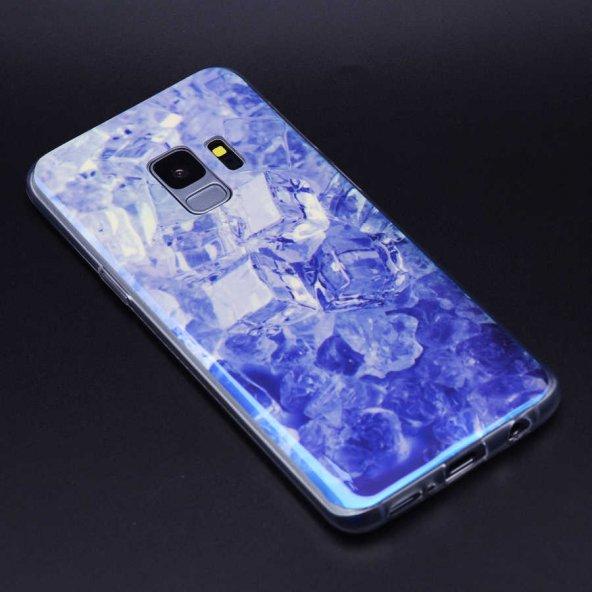 Samsung Galaxy A8 Plus 2018 Kılıf Lopard Fani Silikon Kapak