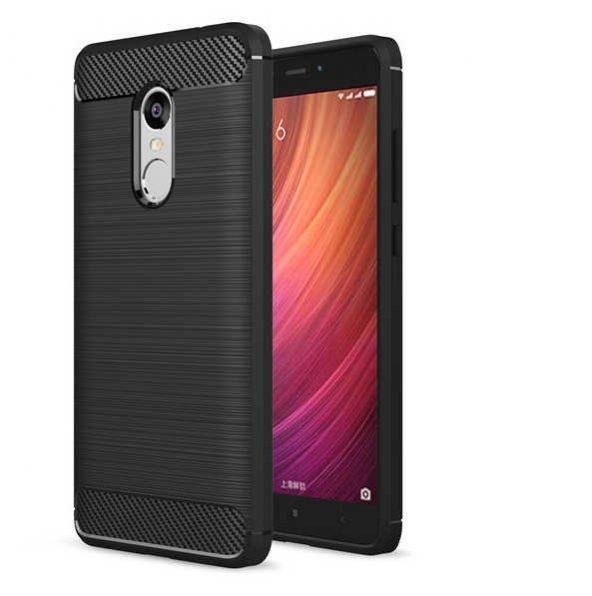 Xiaomi Redmi Note 4x Kılıf Lopard Rush Silikon Kapak Arka Koruma