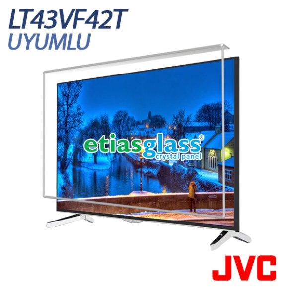 ETİASGLASS JVC LT43VF42T UYUMLU TV EKRAN KORUYUCU
