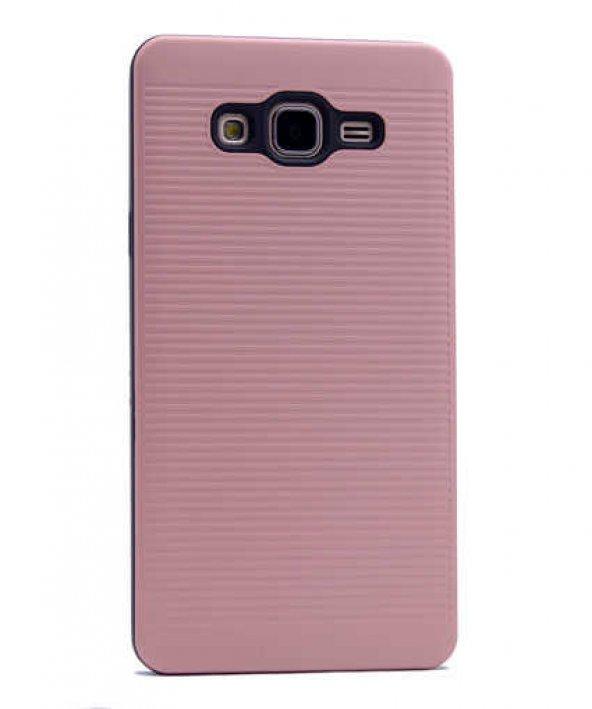 Samsung Galaxy On7 Kılıf Lopard Youyou Silikon Kapak