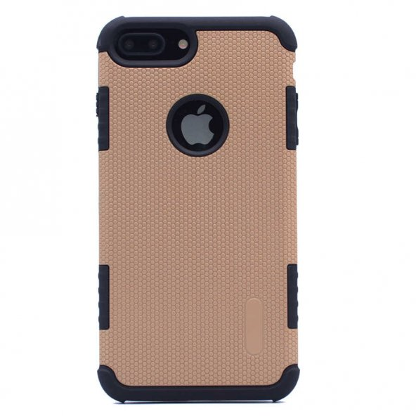 Apple iPhone 8 Plus Lopard Armour Youyou Kapak Kılıf