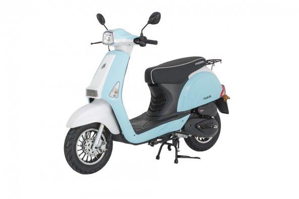 Mondial 50 Revival Scooter Motosiklet Şimdi ÖTV İndirimi Fırsatı İle Mondimotor da