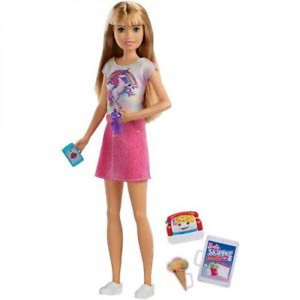 Barbie Bebek Bakıcısı Bebekler Fxg93 Mattel Lisanslı