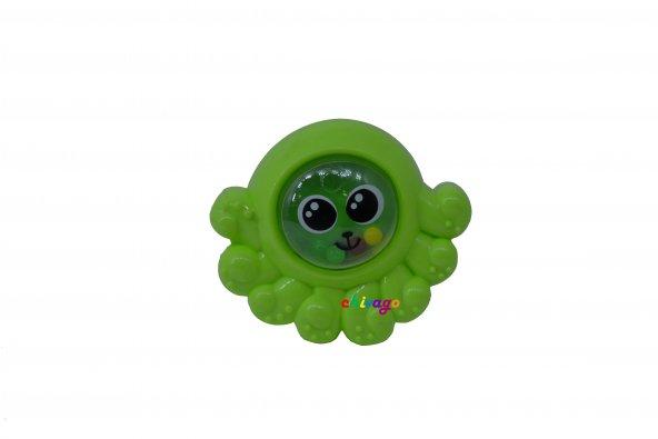 Çıngırak Yeşil Ahtapot