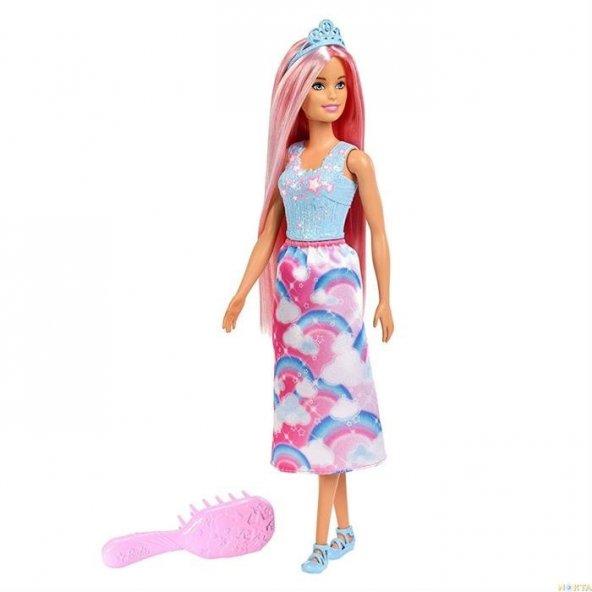Barbie Dreamtopia Uzun Saçlı Prenses Fxr94 Mattel Lisanslı