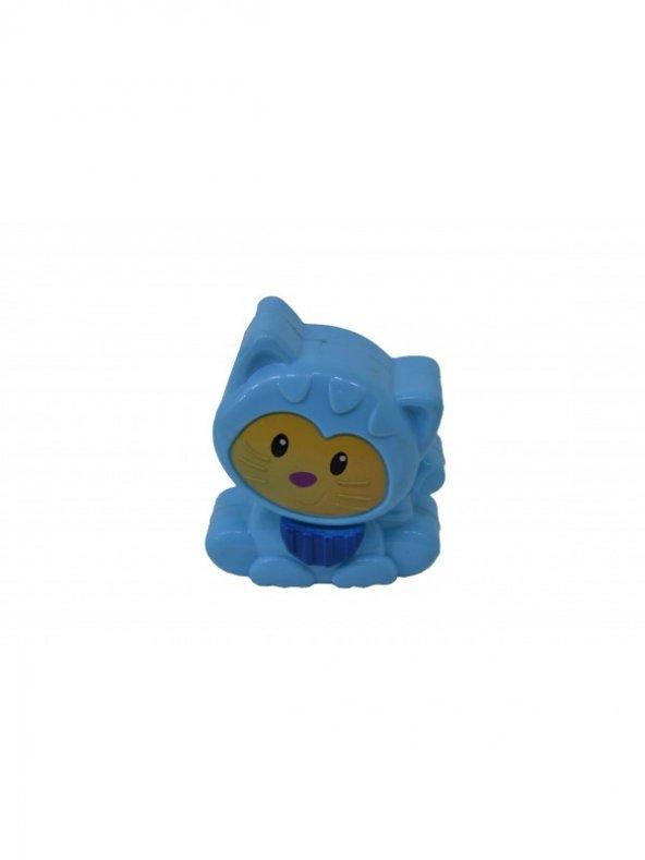 Çıngırak Mavi Kedicik